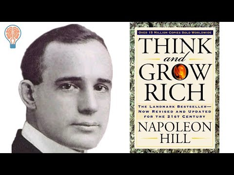 THINK AND GROW RICH BY NAPOLEON HILL BOOK SUMMARY - 3 Minutes Smarter