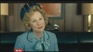 Meryl Streep - The Iron Lady - Teaser Trailer