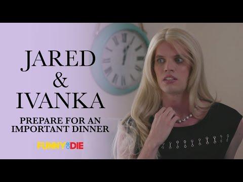 Jared Kushner and Ivanka Trump Prepare For An Important Dinner