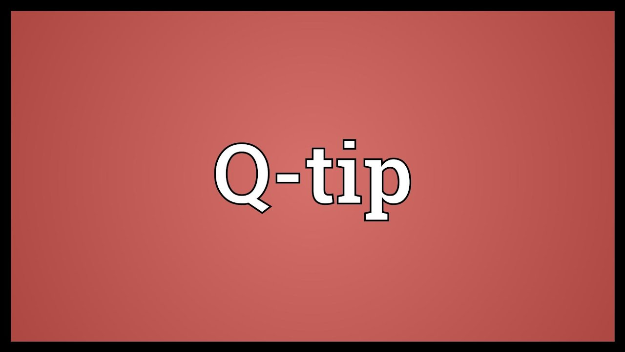 What is the tip: the meaning of the word 32