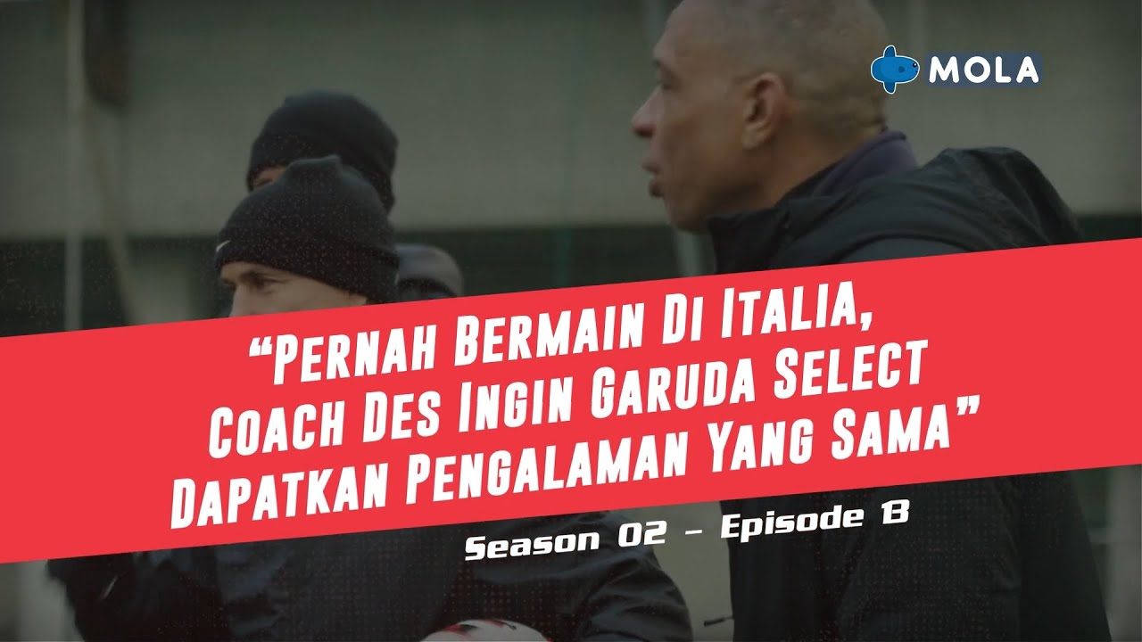 Dream Chasers Garuda Select - Season 2 Episode 13 - Play For The Badge