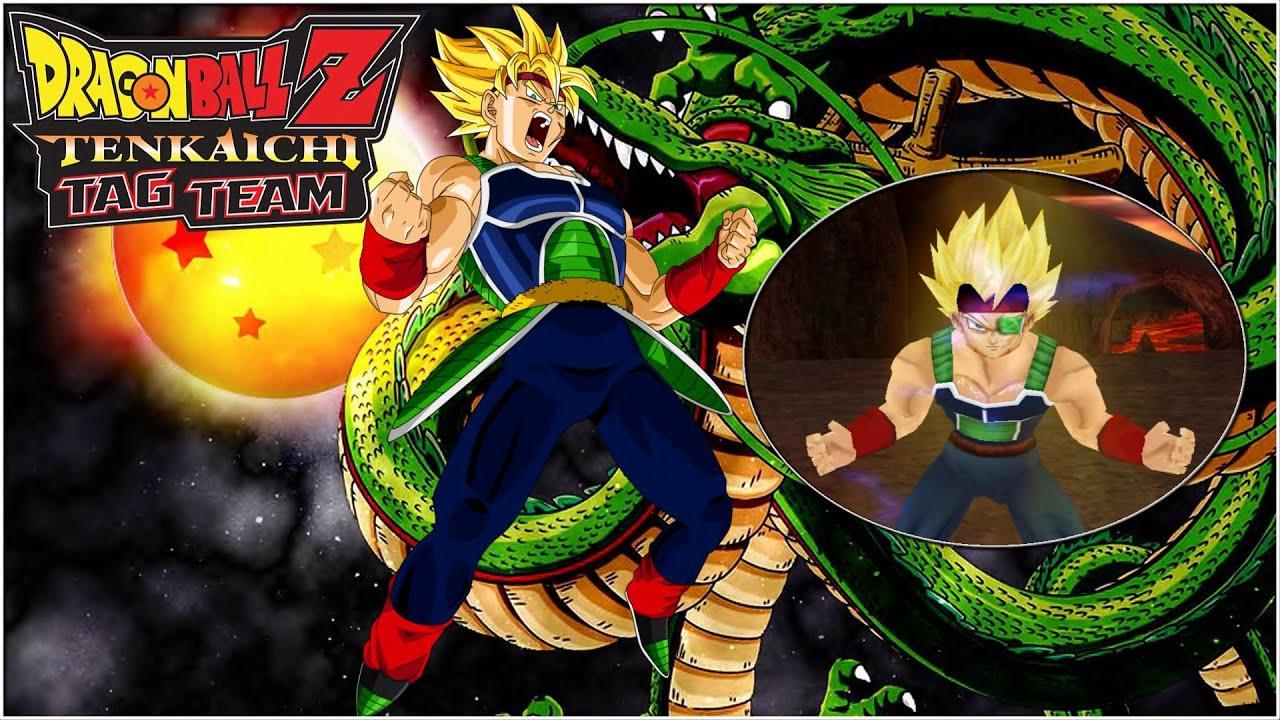 Dragon Ball Z Tenkaichi Tag Team | Bardock Super Saiyan ...