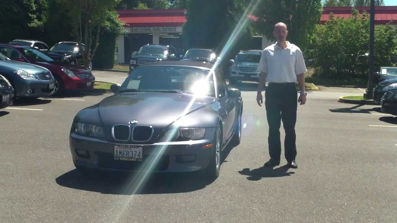 2000 Bmw Z3 Review In 3 Minutes You Ll Be An Expert O