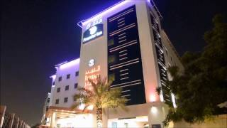 Premier Inn Dubai International Airport (June 2016)