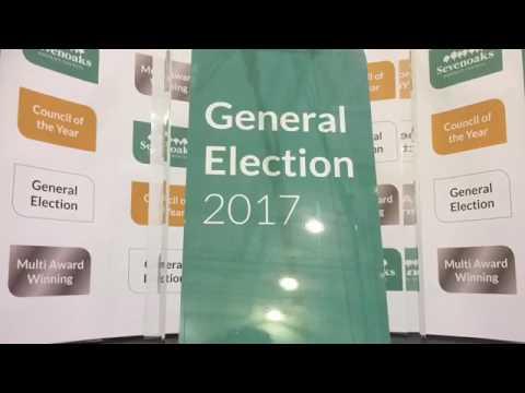 Sevenoaks general election result 2017