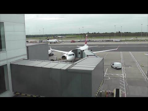 Swiss International Air Lines LX425 Birmingham (BHX) - Zurich (ZRH) Economy Class