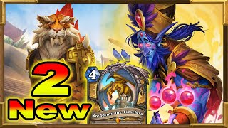 Hearthstone: OTK Shirvallah With Nozdormu the Timeless Is Actually Working Pt.2 | Descent of Dragons