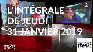Envoyé spécial. L'intégrale de jeudi 31 janvier 2019 (France 2)