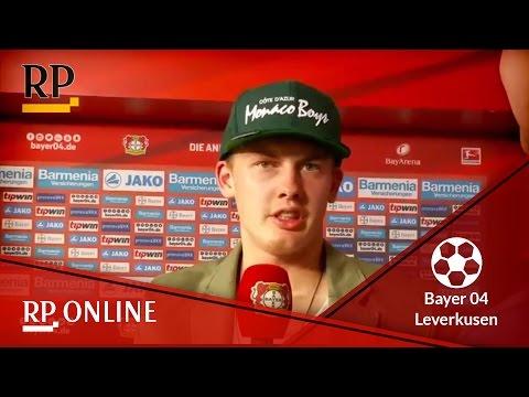 Bayer 04-Profi Julian Brandt über seine Zeit in Rio