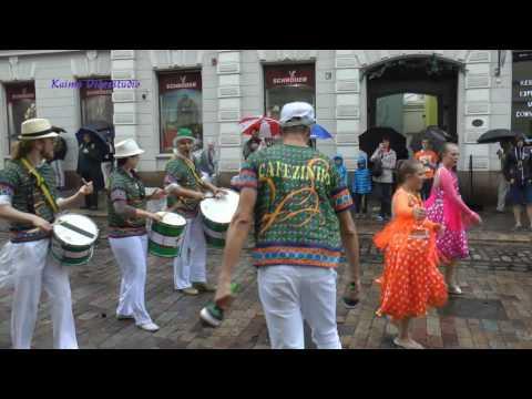 Samba Carnaval 2016 Helsinki Full HD