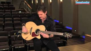 Takamine GN93CE NEX Acoustic-electric Guitar Demo - Sweetwater Sound