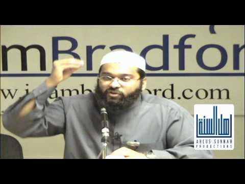 Blessings of Emaan - Sh. Yasir Qadhi
