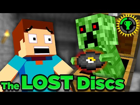 Game Theory: The Mystery Of Minecraft's Haunted Discs (Minecraft)