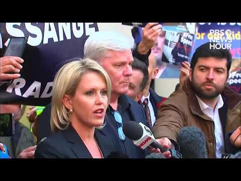 WATCH: WikiLeaks editor, Julian Assange