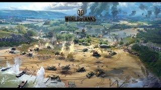 World Of Tanks: Линия Фронта - фарм серебра
