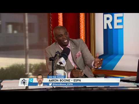 Deion Sanders Apologizes To Aaron Boone's Brother - 3/29/17