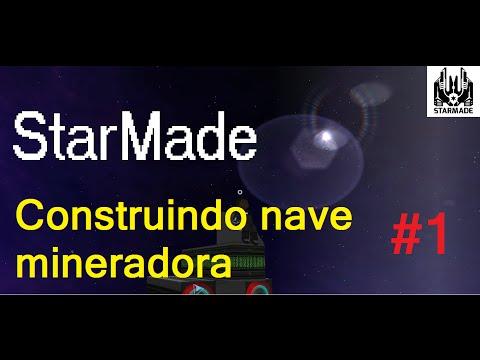 StarMade - Construindo nave mineradora #1 Hqdefault