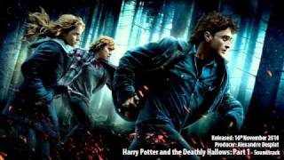 "8. ""Death Eaters"" - Harry Potter and the Deathly Hallows (soundtrack)"