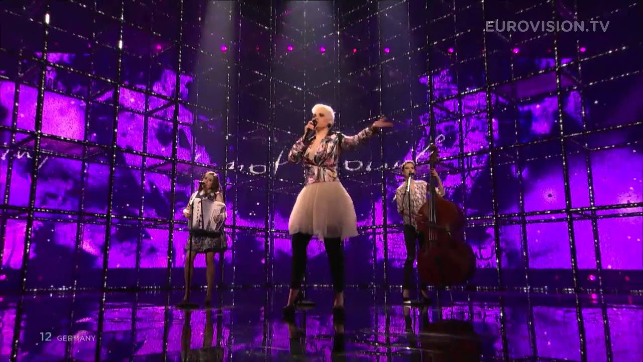 Eurovision Live: Is It Right (Germany) LIVE Eurovision Song