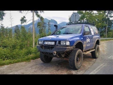 Opel Frontera - Podsumowanie