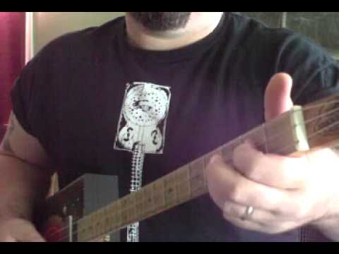 how to play cigar box guitar 3 string blues licks by shane speal youtube. Black Bedroom Furniture Sets. Home Design Ideas