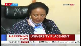 Education CS Amina Mohamed launches placement of university students process