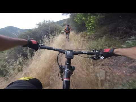 Gridley Trail Ojai California