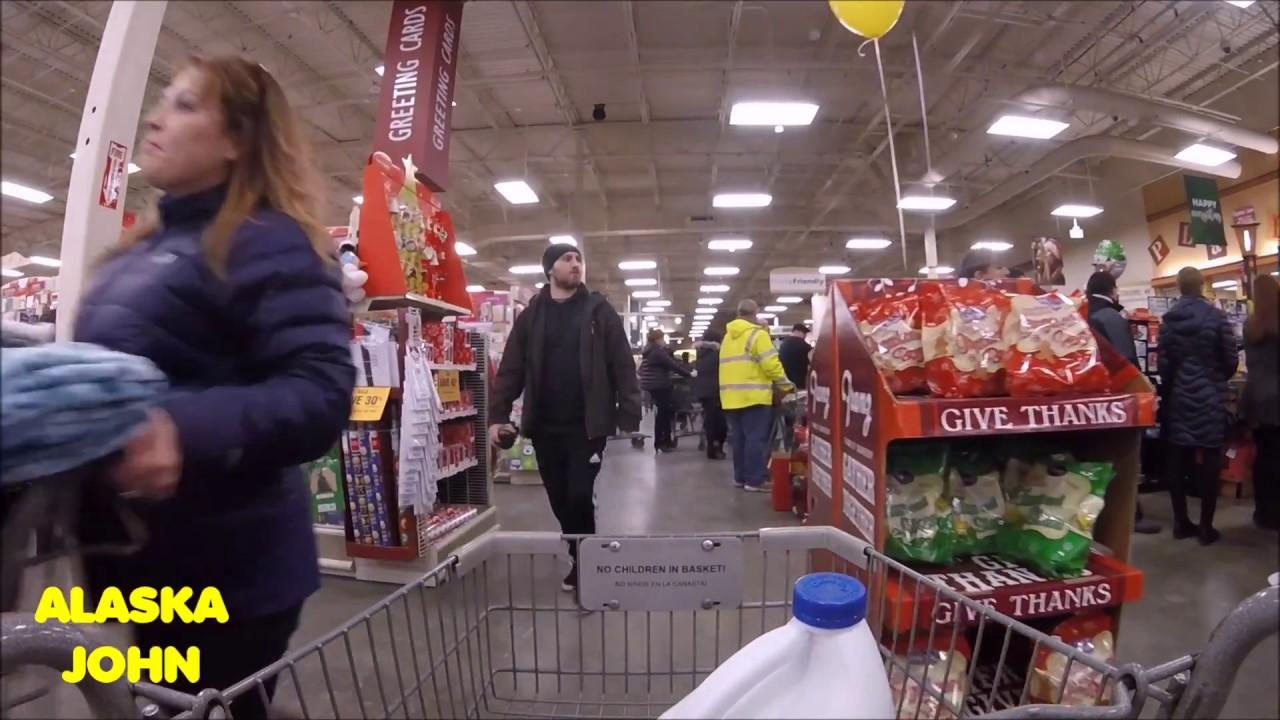 alaska shopping eve of christmas eve fred meyer store - Fred Meyer Christmas Eve Hours