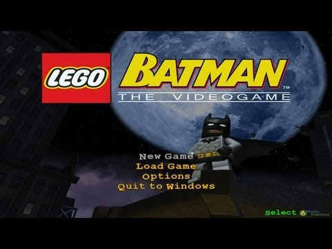Lego Batman Walkthrough - Complete Game