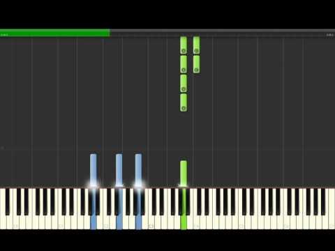 Simon & Garfunkel - The Sound of Silence Piano Tutorial