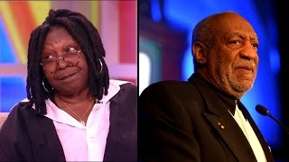 Whoopi Goldberg Changes Stance on Bill Cosby: 'It Looks Bad'