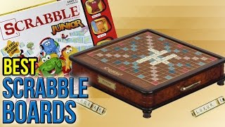 7 Best Scrabble Boards 2017