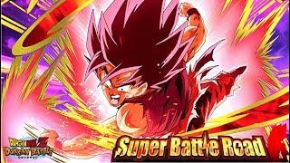 Power of the Kaioken! New Phy Kaioken Goku SBR Showcase: DBZ Dokkan Battle