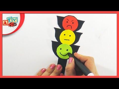 Semaforul - Minuni Dintr-o Coala De Hartie - Animatii TV