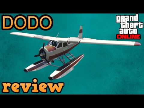 GTA online guides - Dodo review