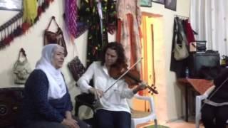 Jennifer curtis violin in Van Turkey