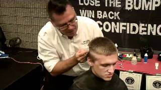 High and tight clipper hair cut the easy way, Ivan Zoot, clipperguy