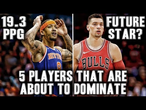 5 NBA Players That Are About To Dominate After The All Star Break