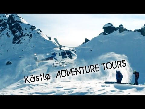 Kästle Adventure Tours - Gressoney Heliski Experience