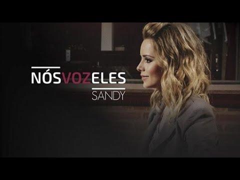 Grito Mudo - Sandy Feat Mateus Asato Nós VOZ Eles