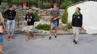 Vriendengroep RCN Camping Les Collines de Castellane