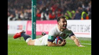 Replay | England v Australia