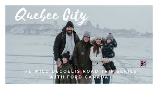 Quebec City Roadtrip with Ford Canada: Part 1