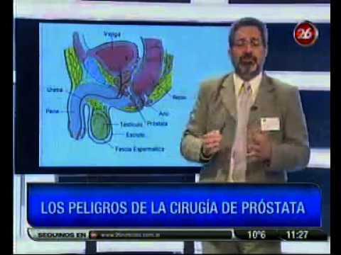 Problemas de ereccion despues de operacion de prostata