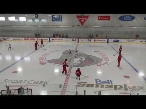 Summer hockey camp in Kanata Ottawa (Bell Sensplex)