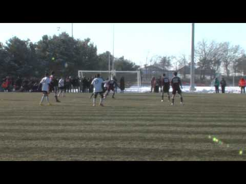 Wartburg Soccer vs. University of Chicago 11.16.14
