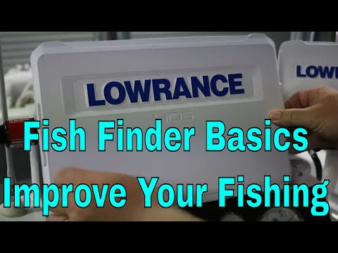 How Lowrance Fish Finder Has Improved My Fishing  Fish Finding Basics