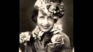 """Mistinguett """"  Mon homme """" version 1938"""