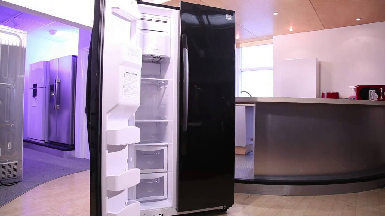 Daewoo - install your American Style Refrigerator (includes ...