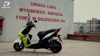 100 km za 2 złote. Skuter elektryczny Barton Eko Energy   Jednoślad.pl
